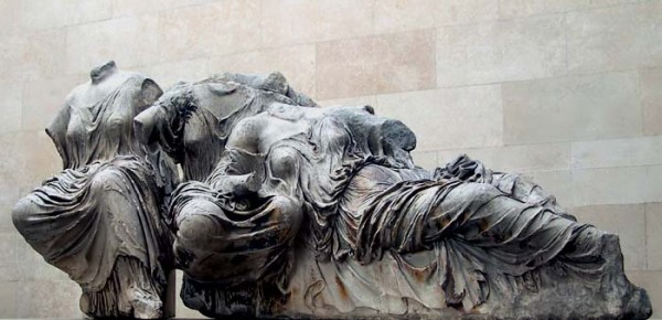 from the Parthenon, now in the British Museum (438-432 B.C.E.)